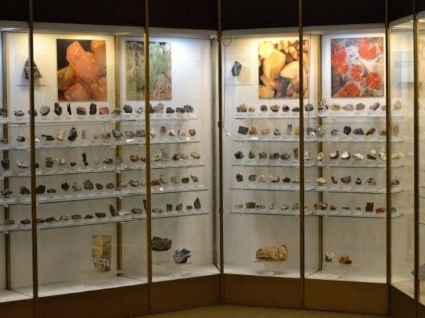 Svět nerostů - Moravské zemské muzeum Brno
