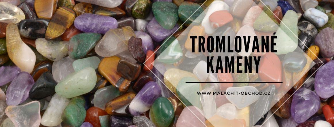 Prodej tromlovaných kamenů