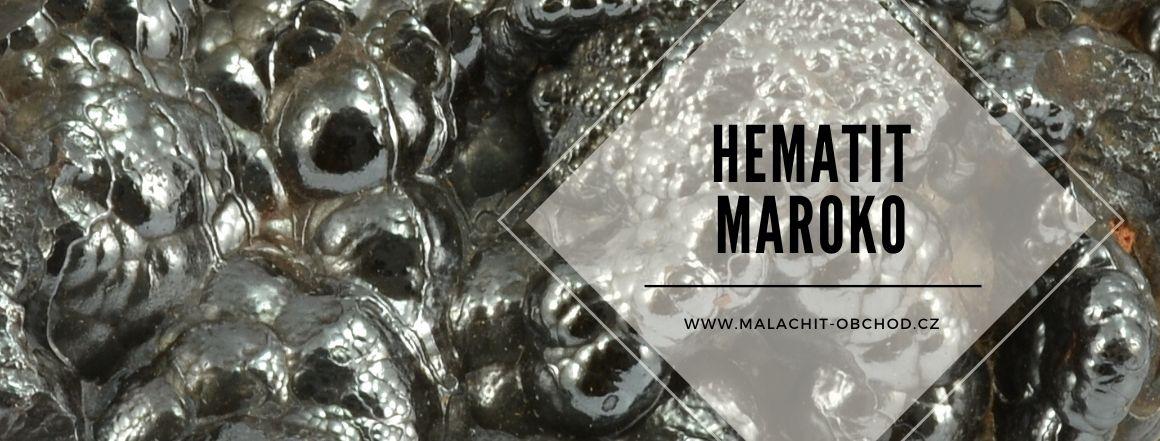 Prodej hematitu