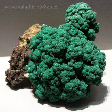 malachit-kristal