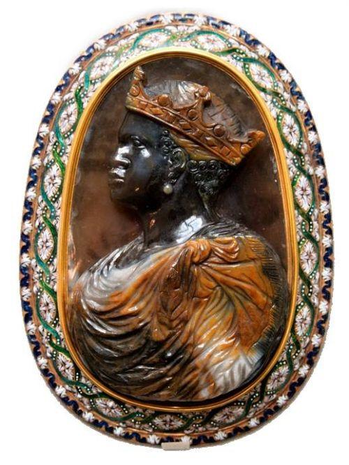 kamej-portret-africkeho-krale