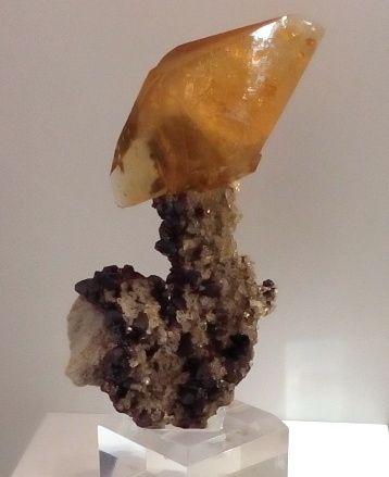 kalcit-krystal