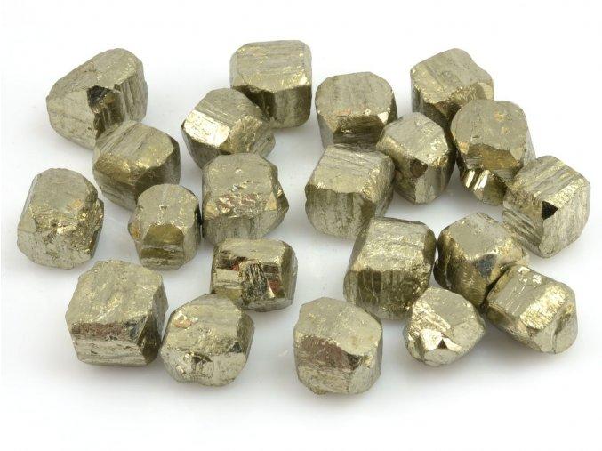 Pyrit Čína 1ks (1,0cm)