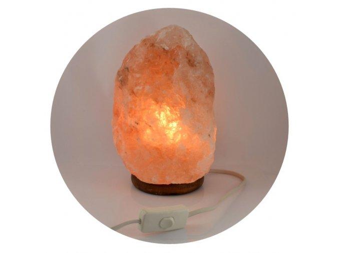 Solná lampa elektrická 2 - 3kg