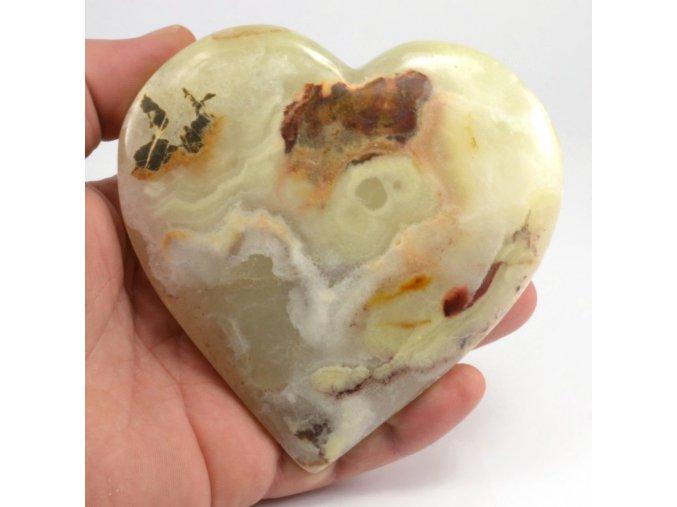 Velké srdce z aragonitu (4)