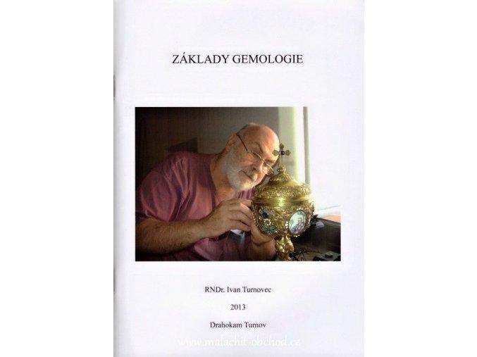 Základy gemologie - RNDr. Ivan Turnovec