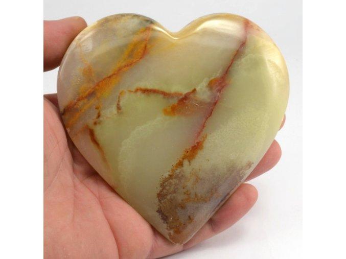 Velké srdce z aragonitu (5)