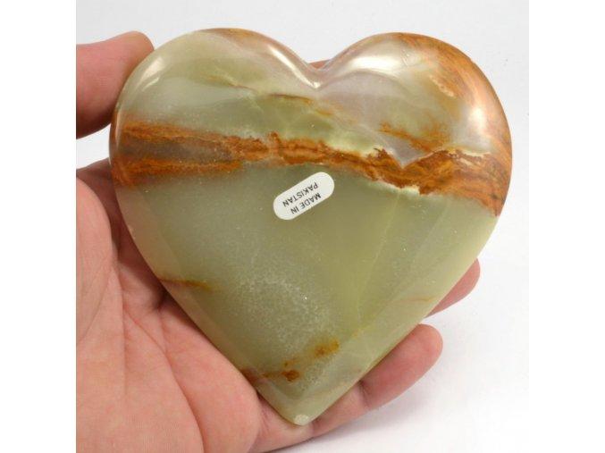 Velké srdce z aragonitu (6)
