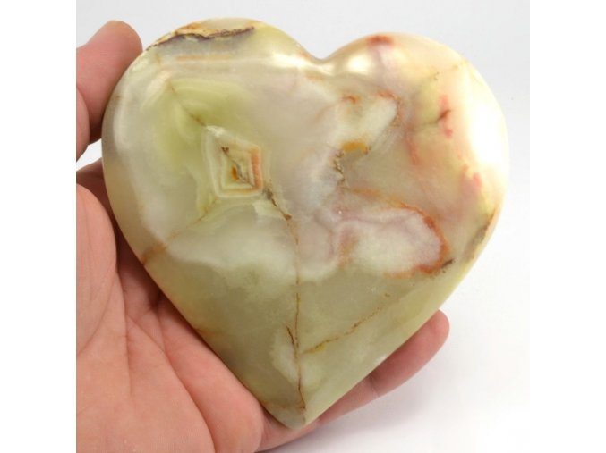 Velké srdce z aragonitu (7)