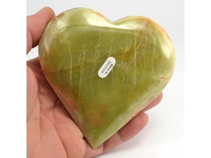 Velké srdce z aragonitu (9)