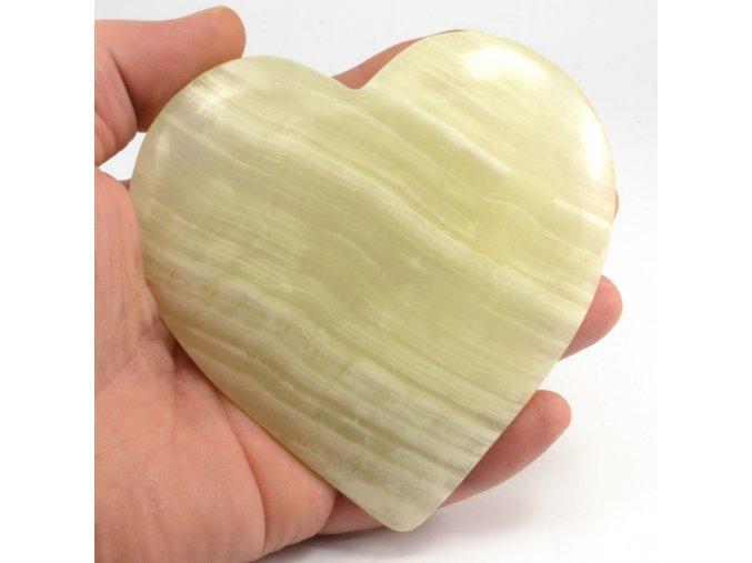 Velké srdce z aragonitu (18)