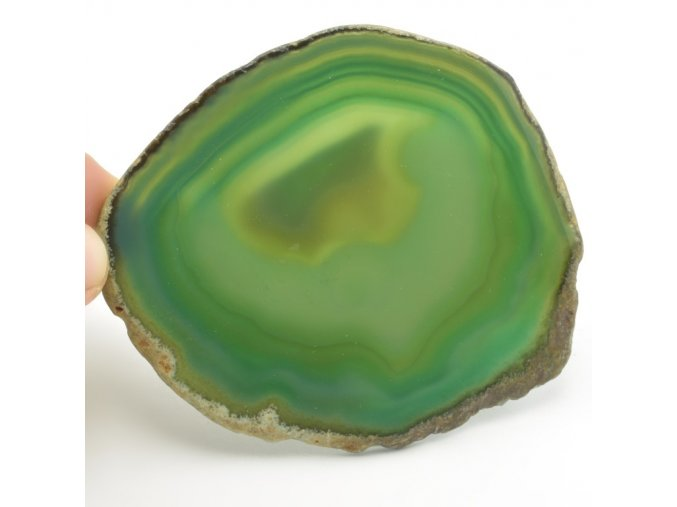 achat zeleny platek 38