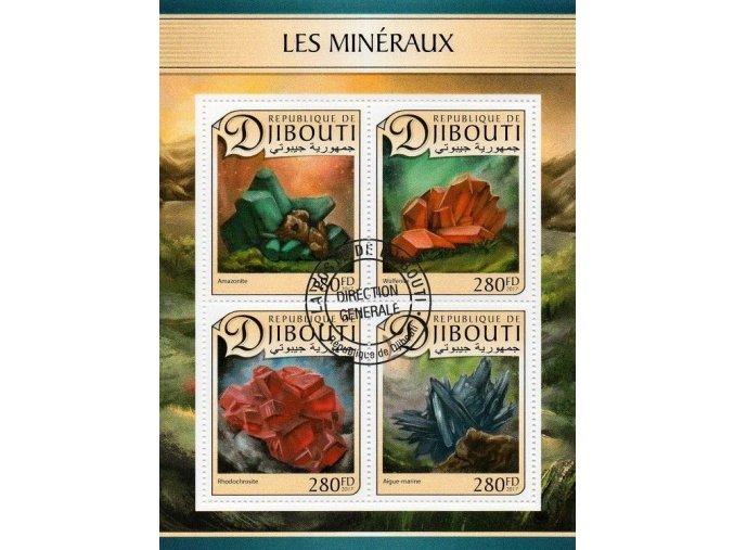 Djibouti Minerals (1) - CTO