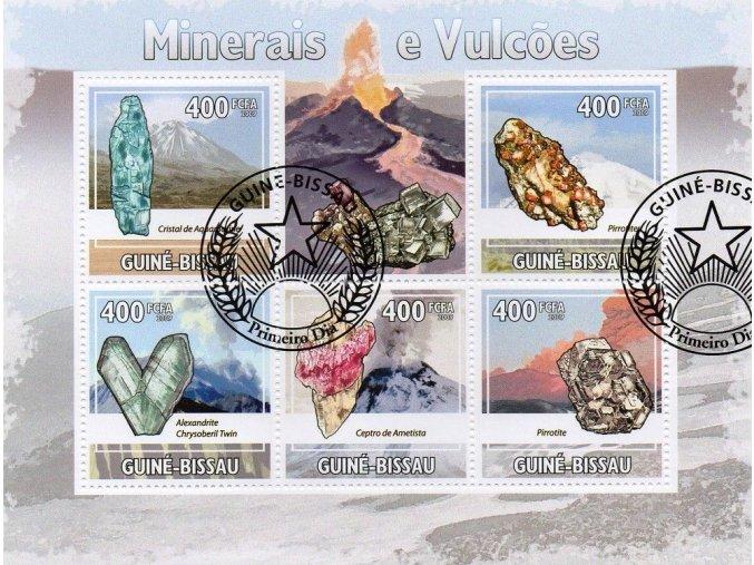 Guinea-Bissau Minerals (1) - CTO
