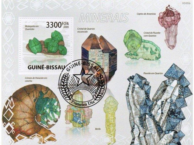 Guinea-Bissau Minerals (2) - CTO