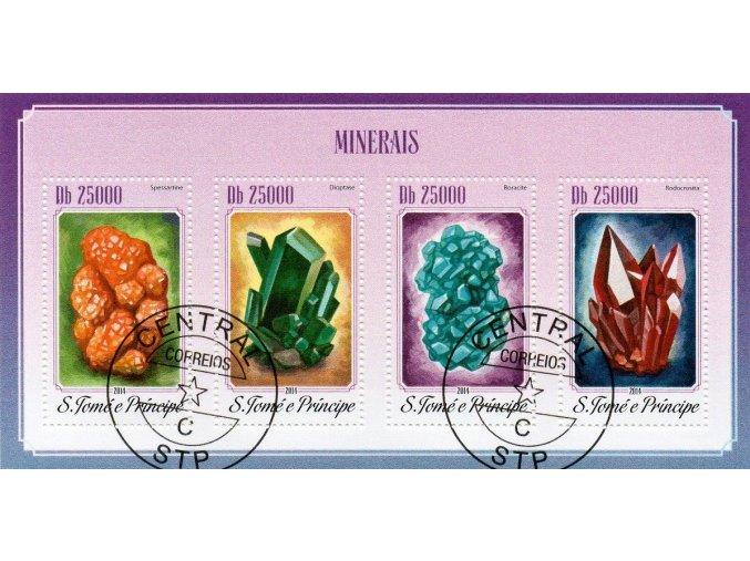Sao Tome e Principe Minerals - CTO
