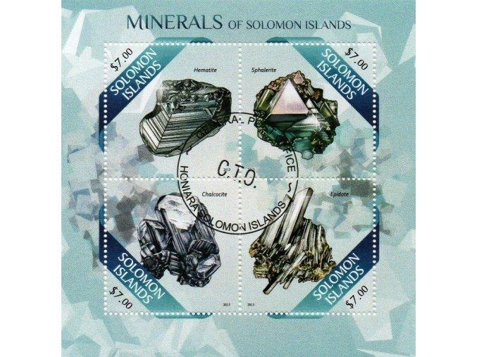 Solomon Islands Minerals (1) - CTO