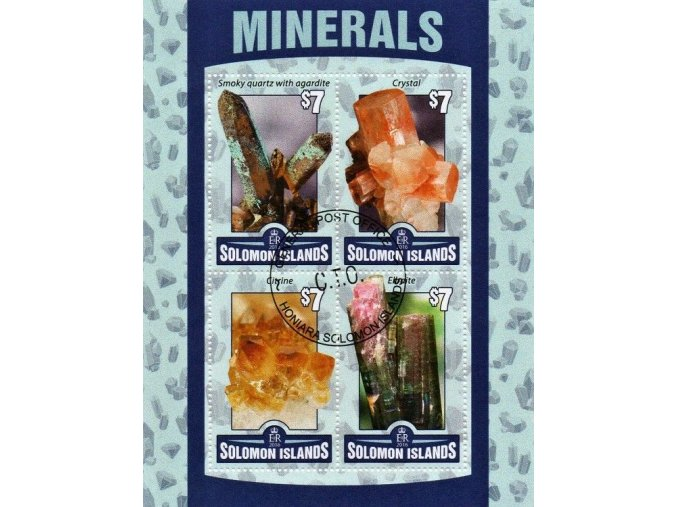 Solomon Islands Minerals (2) - CTO