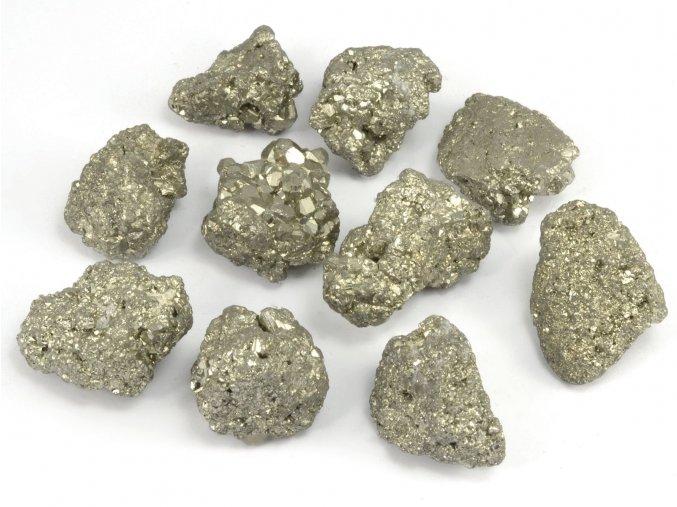 Pyrit Peru 10ks (2-3cm)