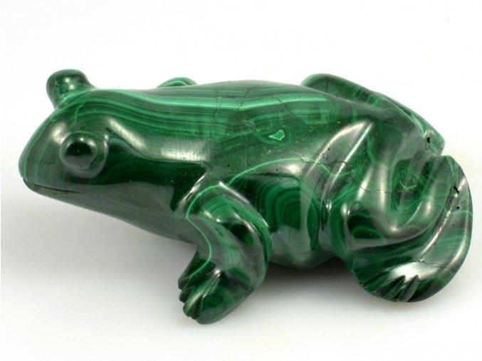 Malachit - žába (8)
