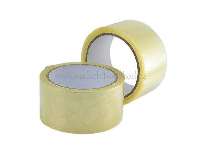 Lepící páska průhledná 48mm / 66m