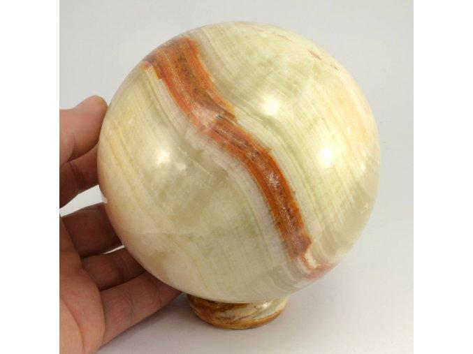 Aragonit koule 2,4kg (6)