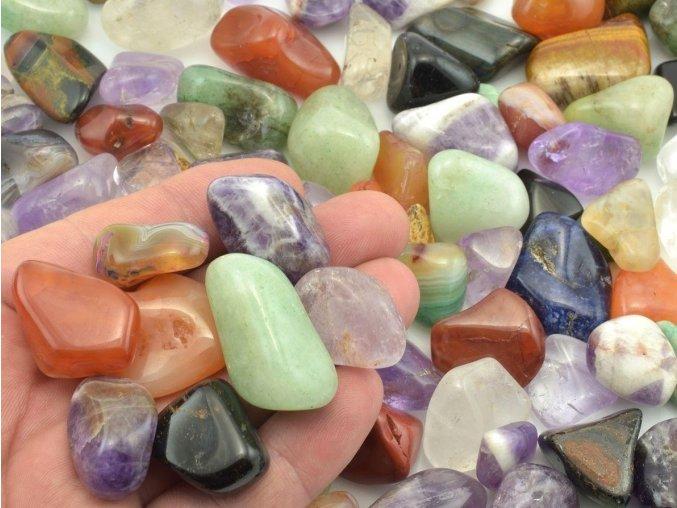 tromlovane kameny mix 15 30mm