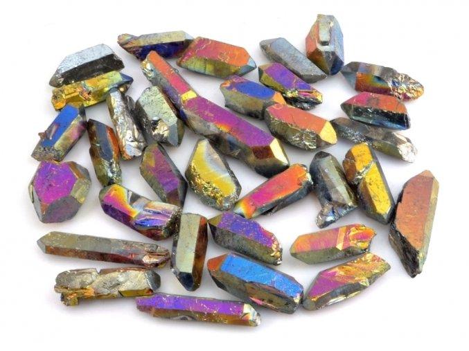 kristal 1ks duhova aura 3 5cm