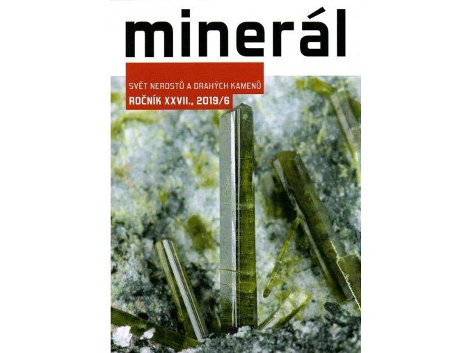 Časopis Minerál 2019/6