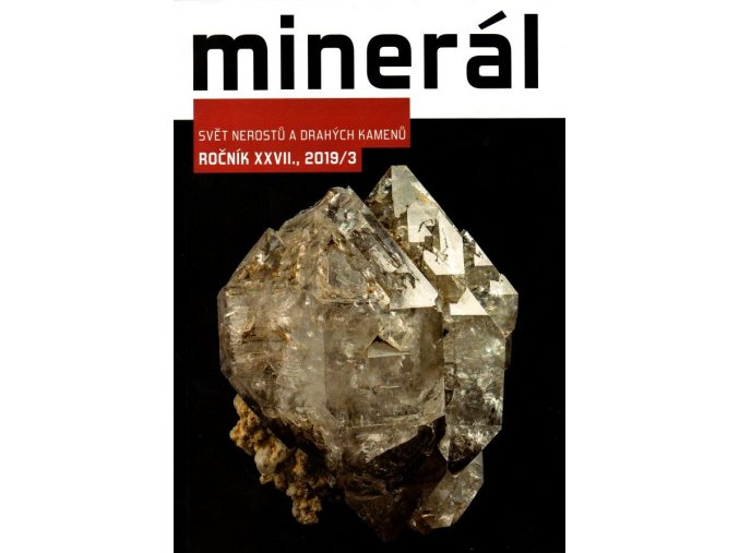 Časopis Minerál 2019/3
