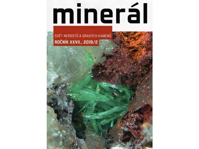 Časopis Minerál 2019/2