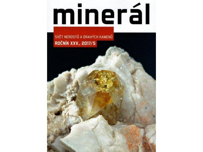 Časopis Minerál 2017/5