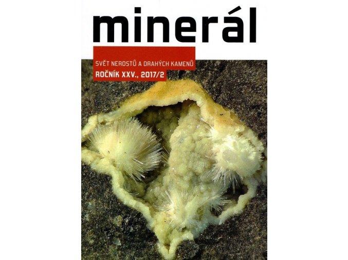 Časopis Minerál 2017/2