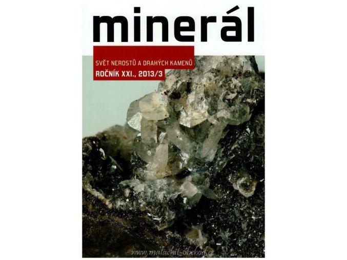 Časopis Minerál 2013/3