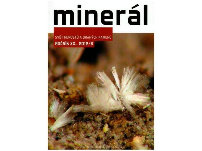 Časopis Minerál 2012/6
