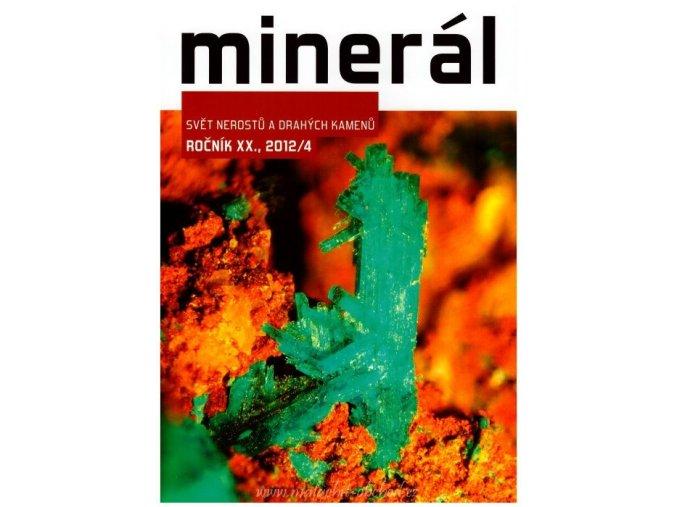 Časopis Minerál 2012/4