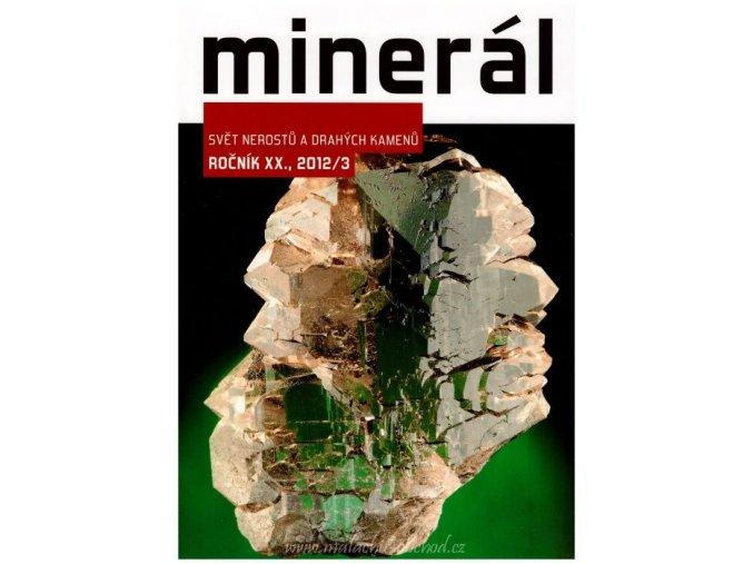 Časopis Minerál 2012/3