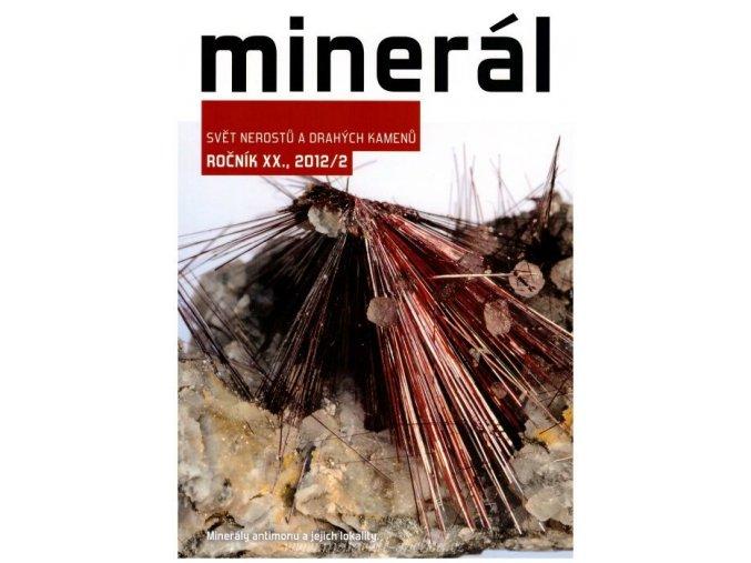 Časopis Minerál 2012/2