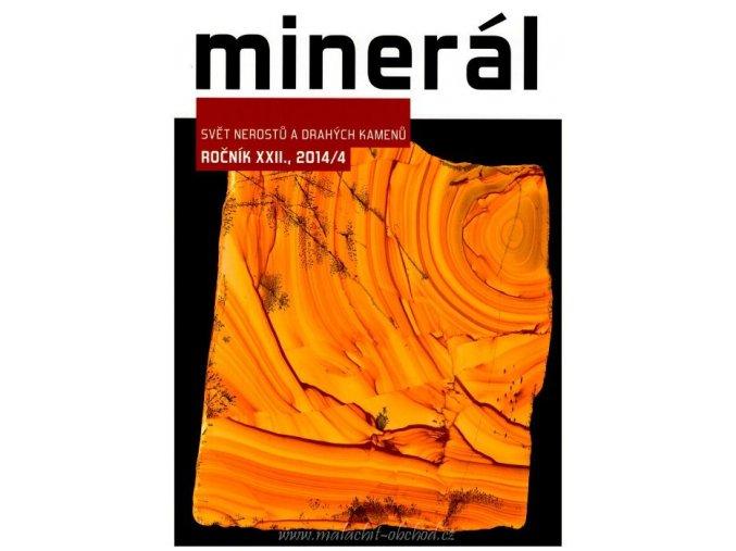 Časopis Minerál 2014/4