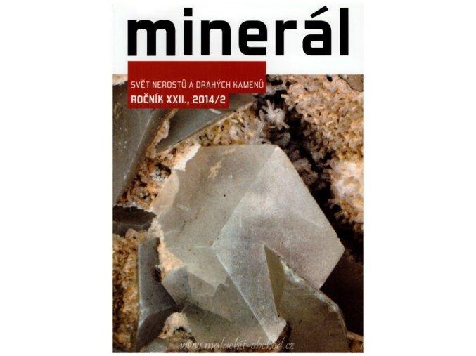 Časopis Minerál 2014/2