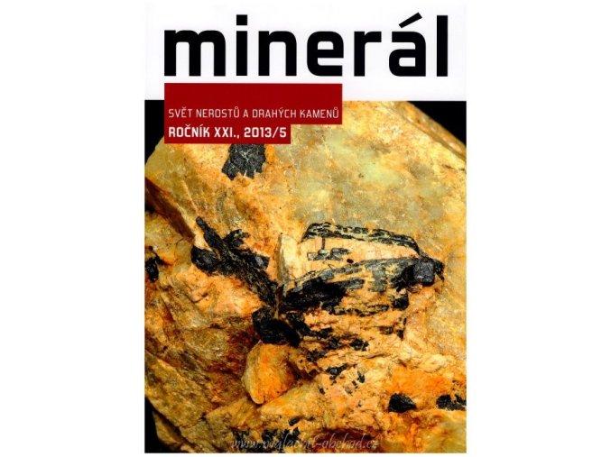 Časopis Minerál 2013/5