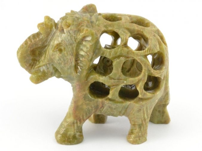 slon z mastku 6cm 6