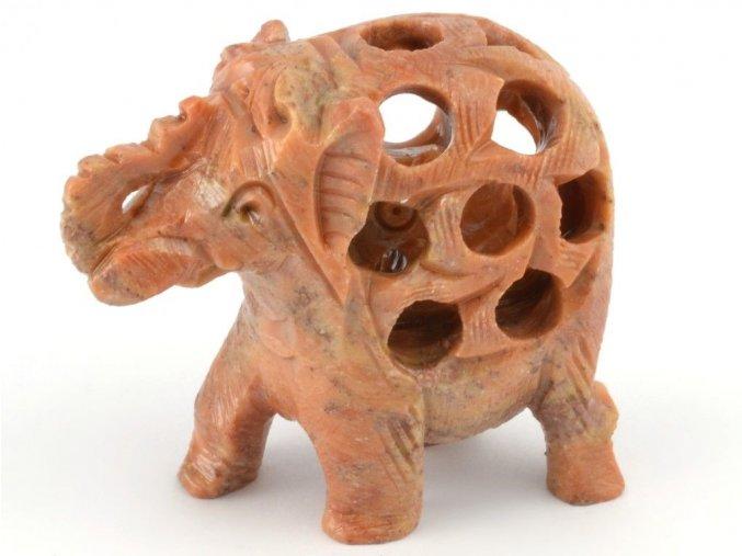 slon z mastku 6cm 8