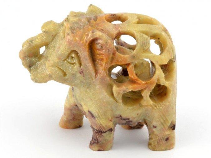 slon z mastku 6cm 10