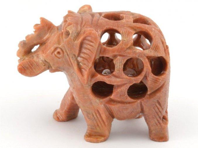 slon z mastku 6cm 12