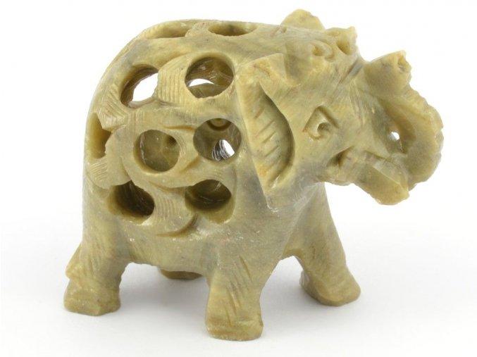 slon z mastku 6cm 14