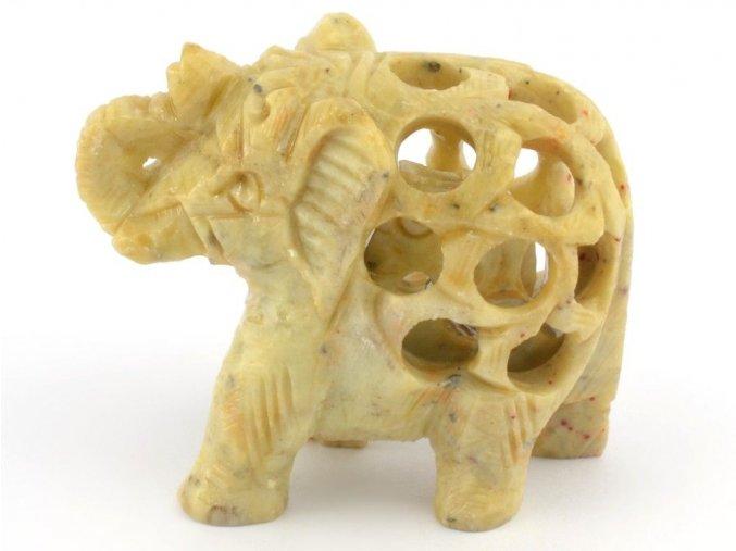 slon z mastku 6cm 18