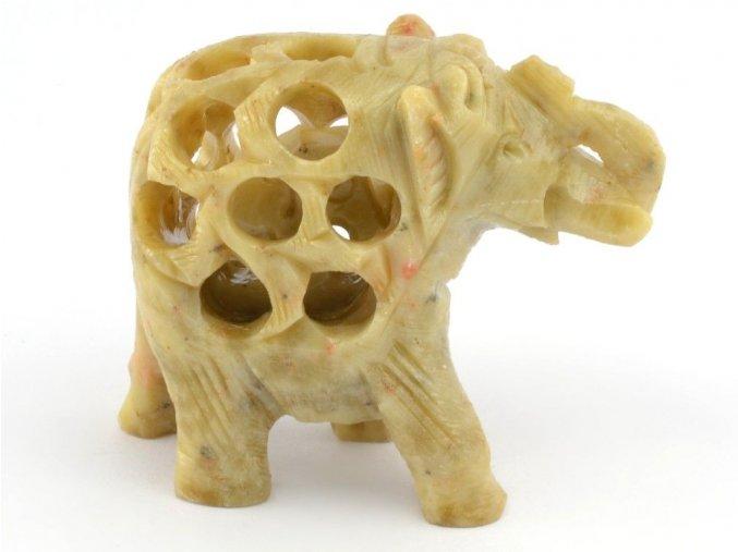 slon z mastku 6cm 24