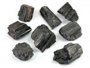 Turmalín - skoryl 3-4cm (1ks)