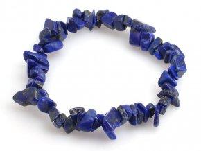 Náramek sekaný, Lapis lazuli